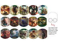Ultra Pro - Magic The Gathering: Relic Token Blind Bag image