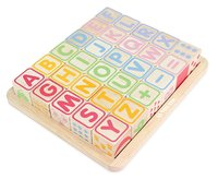 Le Toy Van: Petilou - ABC Wooden Blocks