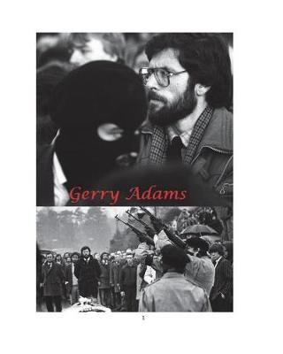 Gerry Adams by Arthur Miller