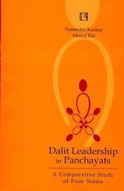 Dalit Leadership in Panchayats by Narender Kumar image