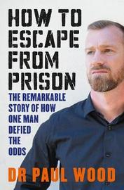 How to Escape from Prison by Paul Wood image