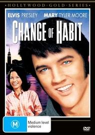 Change of Habit on DVD