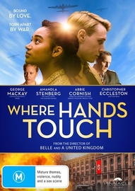 Where Hands Touch on DVD