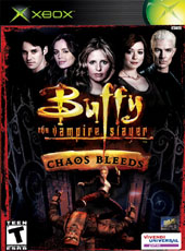Buffy the Vampire Slayer: Chaos Bleeds for Xbox