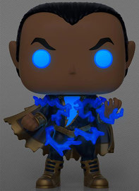 DC Comics - Black Adam (with Energy) Pop! Vinyl Figure