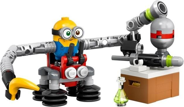 LEGO Minions: Bob Minion with Robot Arms - (30387)