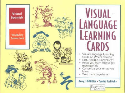 Spanish Vocabulary Connections: Visual Language Learning Cards by B. J. Demillion image