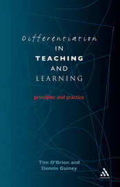 Differentiation in Teaching and Learning by Tim O'Brien image