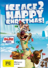 Ice Age 2 - The Meltdown (Christmas Card Packaging) on DVD