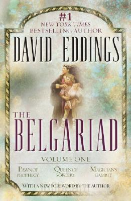 The Belgariad Omnibus 1 (Belgariad #1, #2 & #3) by David Eddings image