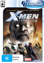 X-Men Legends II: Rise of Apocalypse for PC Games