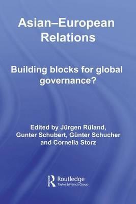 Asian-European Relations: Building Blocks for Global Governance? image