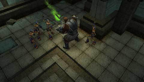 Dungeon Siege: Throne of Agony for PSP image