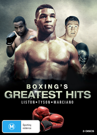 Boxing's Greatest Hits DVD