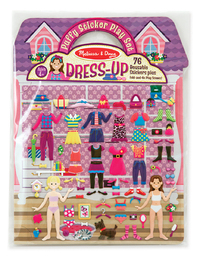 Melissa & Doug: Puffy Stickers Play Set Dress-Up