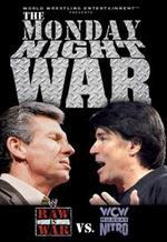 WWE - The Monday Night War on DVD