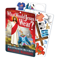 Unemployed Philosophers Guild - Magnetic Dress Up What Would Jesus Wear?