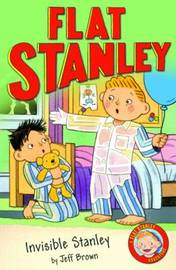 Invisible Stanley by Jeff Brown image