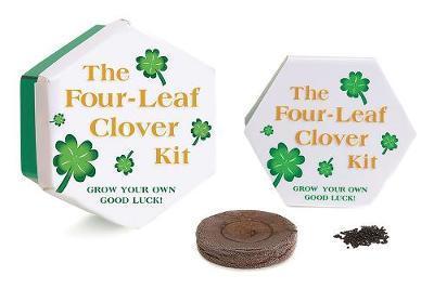 The Four-Leaf Clover Kit: Grow You Own Good Luck! by Pamela Liflander image