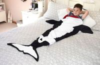 Snug-Rug Killer Whale Tail Blanket