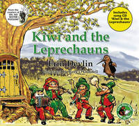 Kiwi and the Leprechauns by Erin Devlin