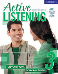 Active Listening 3 Student's Book with Self-study Audio CD: Level 3 by Dorolyn Smith