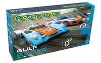 Gulf Racing Slot Car set