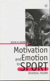 Motivation and Emotion in Sport by John H Kerr image