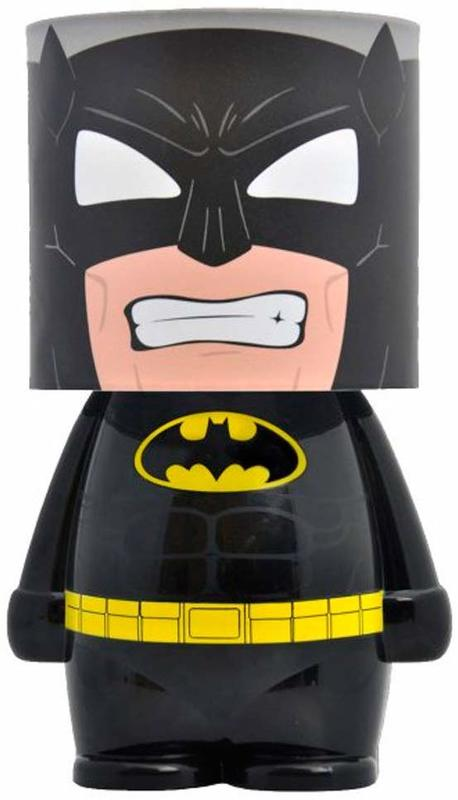 DC Comics: Batman Look-ALite LED Table Lamp - Black (15x25x13cm)