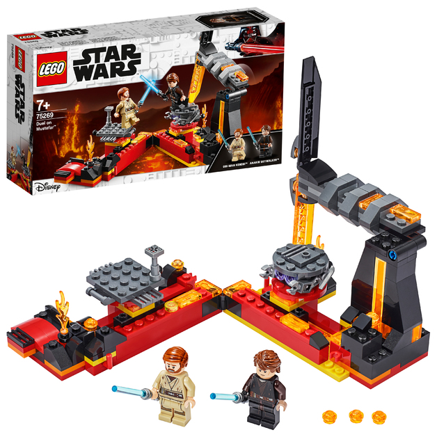 LEGO Star Wars: Duel on Mustafar - (75269)