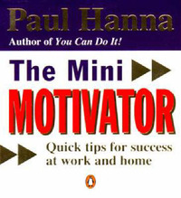 The Mini Motivator by Paul Hanna image