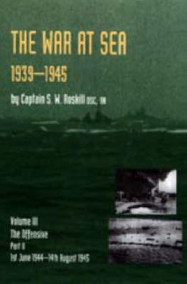 War at Sea 1939-45: v.3, Pt. 2 by S.W. Roskill image