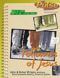 Pulse: Followers of Jesus: No. 5 by Betsy Wilson