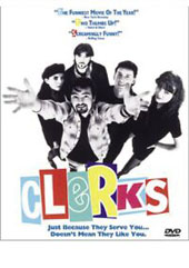 Clerks Collector's Edition on DVD