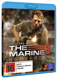 The Marine 3 on Blu-ray