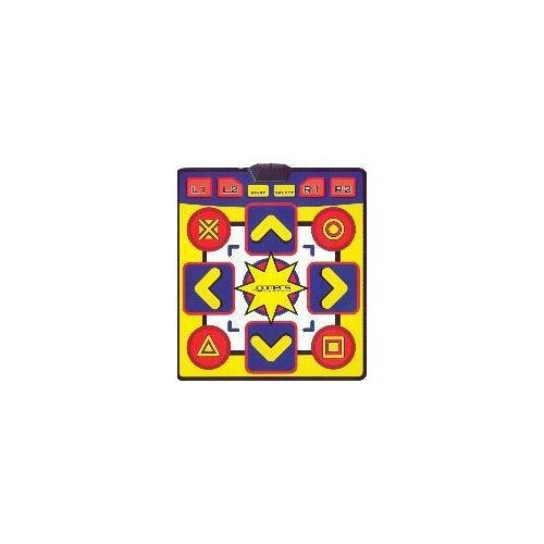 4Gamers Dance Mat for PlayStation 2