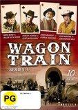 Wagon Train - Series 4 DVD