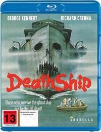 Death Ship on Blu-ray