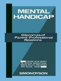 Mental Handicap by Simon Dyson