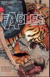 Fables TP Vol 02 Animal Farm by Bill Willingham