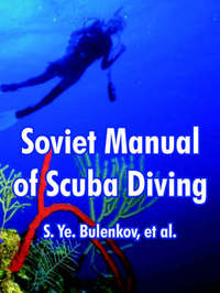 Soviet Manual of Scuba Diving by S. Ye. Bulenkov image