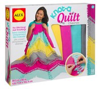 Alex: Craft - Knot-A-Quilt Chevron Kit image