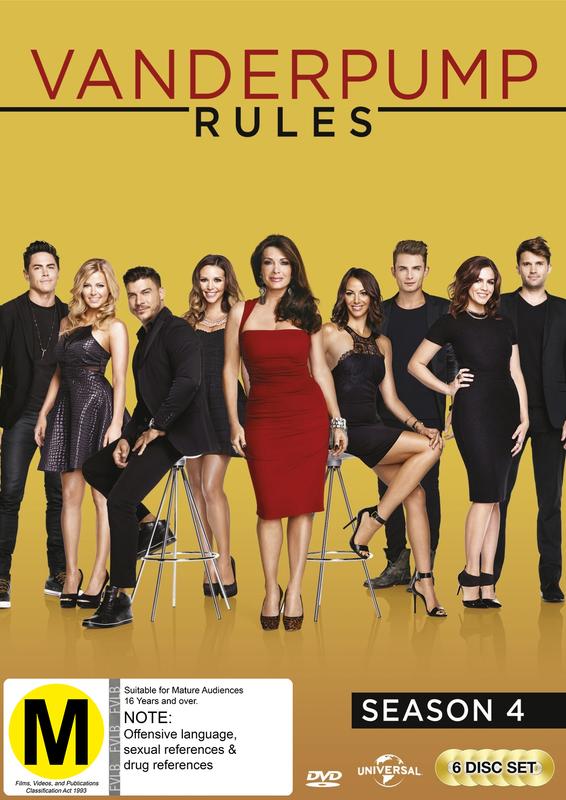 Vanderpump Rules - Season 4 on DVD