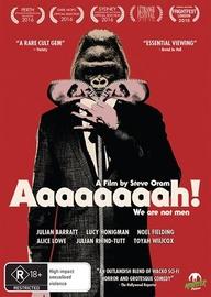 Aaaaaaaah! on DVD