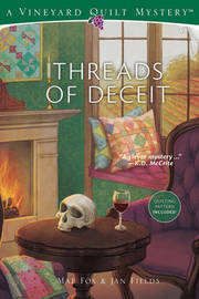 Threads of Deceit by Jan Fields