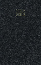 KJV, Vest Pocket New Testament, Softcover, Black, Red Letter Version by Thomas Nelson
