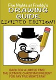 Five Nights at Freddy's Drawing Guide - Limited Edition by Walter Gutenberg