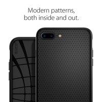 Spigen: iPhone 7 Plus - Liquid Armour Case (Black) image
