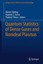 Quantum Statistics of Dense Gases and Nonideal Plasmas by Werner Ebeling image