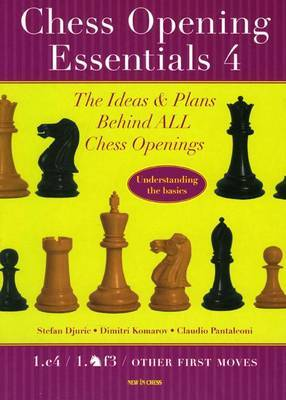 Chess Opening Essentials by Stefan Djuric